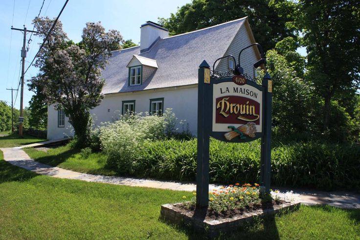 The Drouin House