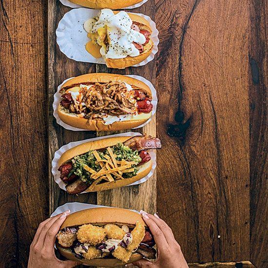 Hot Dogs at Senate - Cincinnati, OH