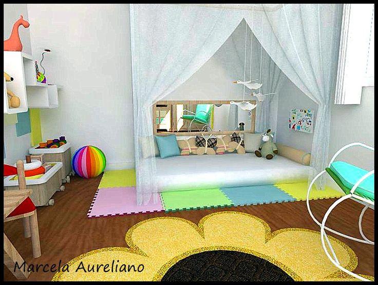 Já ouviu falar de quarto sem berço?! Um novo conceito que visa estimular o desenvolvimento da criança. https://marcelaaurelianocriacoes.wordpress.com/2013/04/03/projeto-quarto-de-bebe/ http://www.dafertilidadeamaternidade.com.br