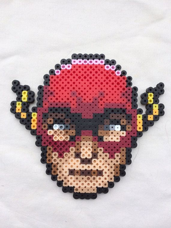 The Flash Bead Sprite by PrettyPixelations on Etsy