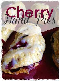 ... ::Pie::Love:: | Pinterest | Cherry Hand Pies, Hand Pies and Cherries
