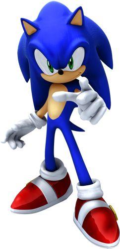 Sonic in Sonic the Hedgehog 2006 - Sonic the Hedgehog (personagem) – Wikipédia, a enciclopédia livre