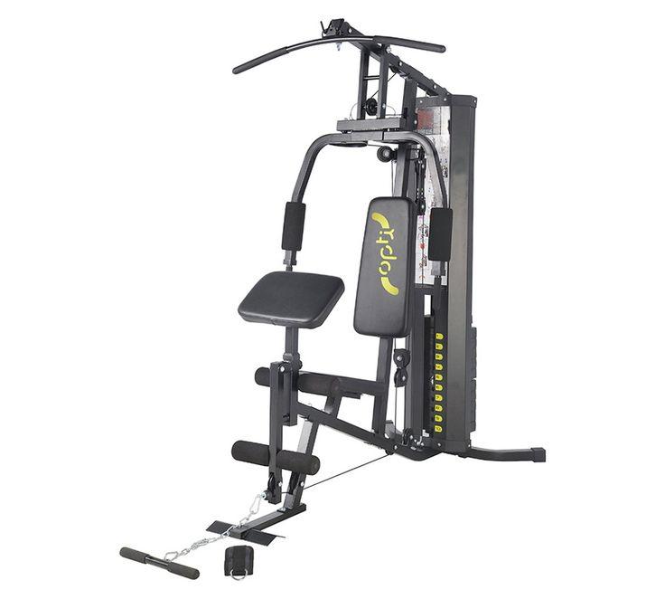 Buy Opti 50KG Home Multi Gym at Argos.co.uk, visit Argos.co.uk to shop online for null