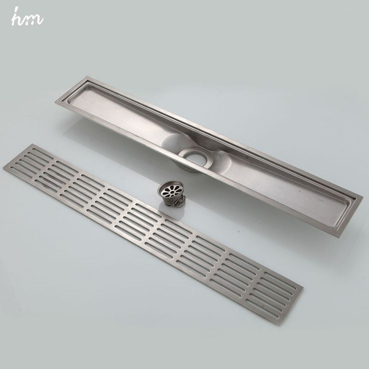 $69.80 | 60 * 10 CM | Buy linear drains for showers | Linear Drain | drain | popup drain | Floor Drain | floor drains bathroom | floor drains kitchen | floor drain ideas | Water Drain | Drain Deodorizer