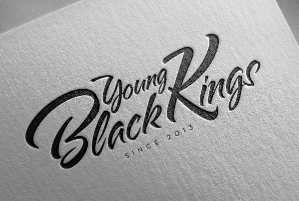 Young Black Kings logo