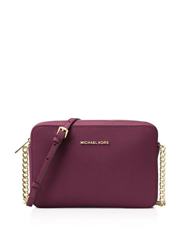 MICHAEL Michael Kors Crossbody - Jet Set Large | Bloomingdale's