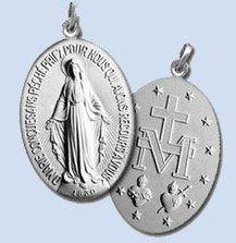 (clique aqui se você ainda não tem a Medalha Milagrosa) Sinal da Cruz Ato de Contrição 3 vezes: Ó Maria concebida sem pecado, rogai por nós...