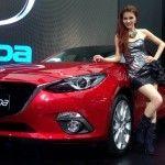 2014 Mazda Hazumi Front Exterior View 150x150 2014 Mazda Hazumi Review With Images