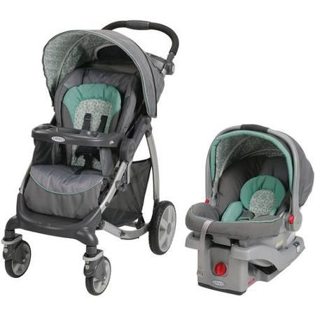 Graco Stylus Click Connect Travel System, Winslet - Walmart.com