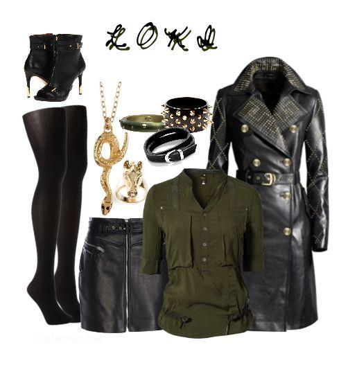 Fandom Fashion ~ Loki