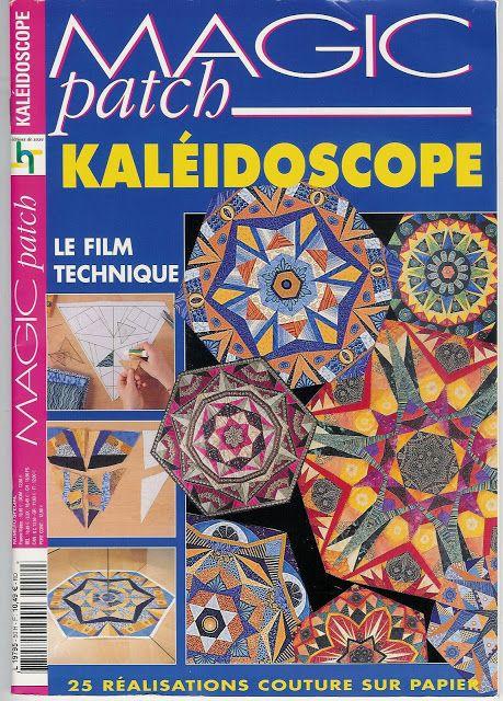 Magic patch kaleidoscope - Dagmara Věchtová - Webové albumy programu Picasa