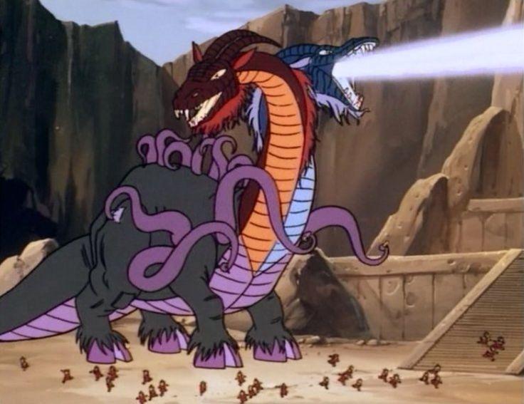 Dungeons and Dragons cartoon | Dungeons & Dragons cartoon encyclopaedia