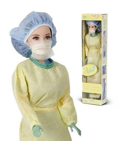 Contact Precautions Barbie
