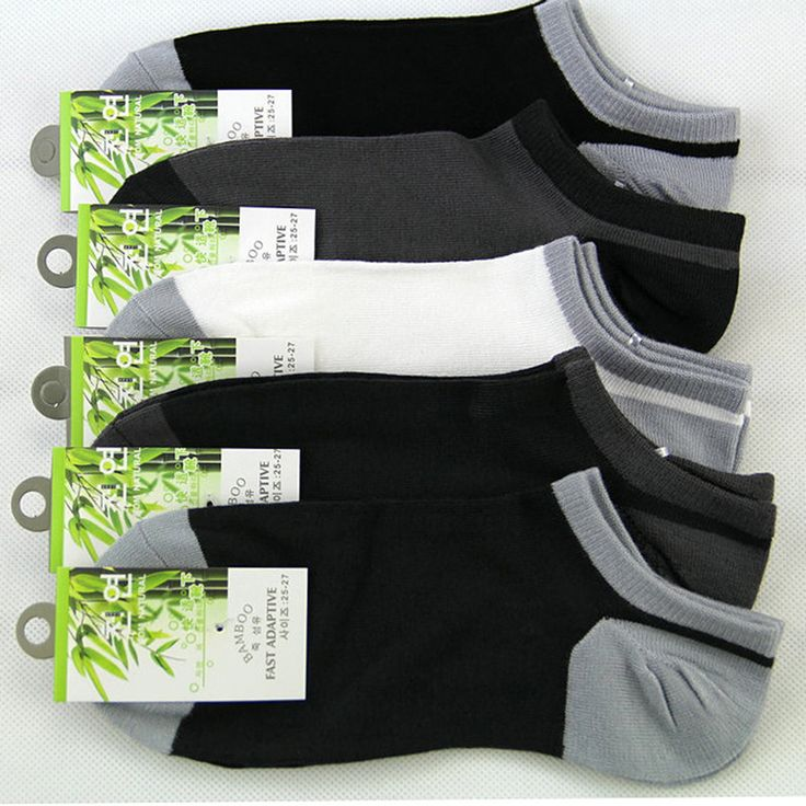 5Pair High Quality Men Bamboo Socks Male Colorful Casual Summer Short Socks Man Fashion All-Match Ankle Socks Men Dress Socks