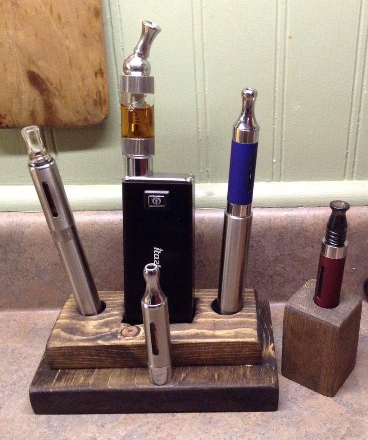 Vape Stand Designs : Best images about vape tank on pinterest solid oak