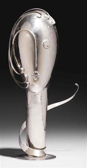 Art Deco Mirrors and Sculptures by Franz Hagenauer (1906-1986) | Interior Design Files