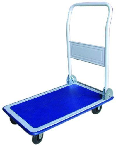 Vigor 59709-10 Carrello con Pianale, con 4 Ruote, 150 Kg: Amazon.it: Fai da te