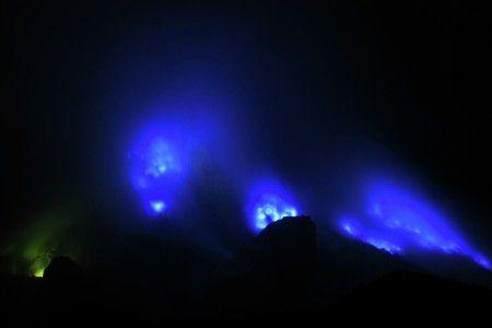 Teguh Tofik Hidayat: Api biru yang hanya ada di indonesia dan islandia