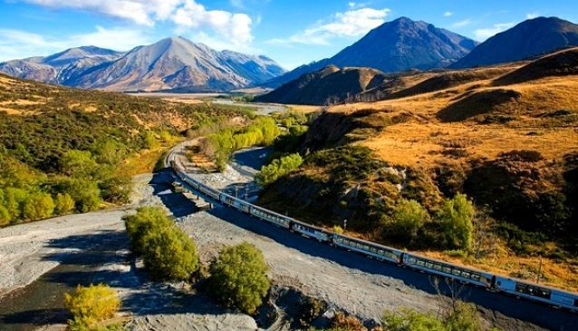 On Board The TranzAlpine Railway - One of the world's great #railway journeys #Christchurch #NewZealand   Click here to read... http://www.mydestination.com/christchurch/travel-articles/722742/on-board-the-tranzalpine-railway