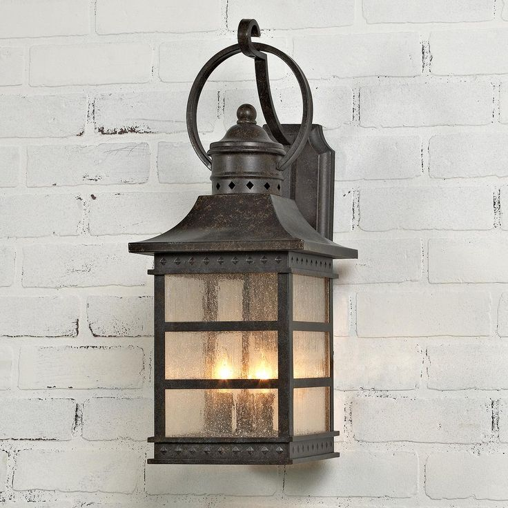 25+ Best Ideas About Craftsman Outdoor Lighting On