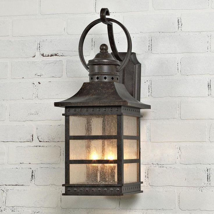 My Garage Door Light Stays On: 25+ Best Ideas About Craftsman Outdoor Lighting On