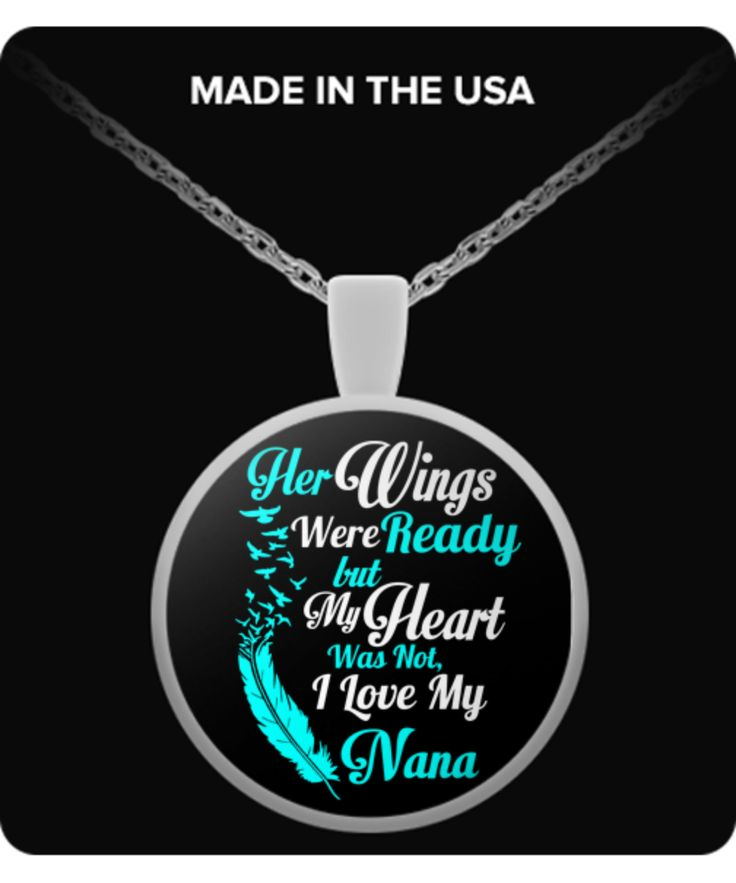 Do you miss your nana? Get this one today!