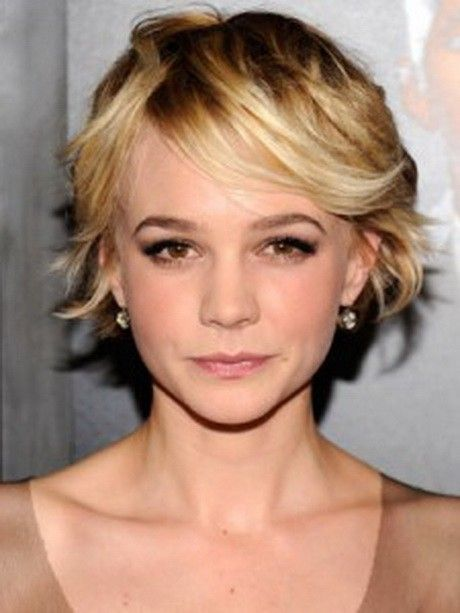 Short Hairstyles For Fine Hair Short Hairstyles For Fine Curly Hair