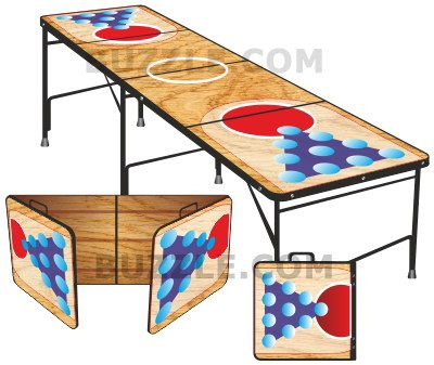 Learn How To Make A Beer Pong Table With These Easy Instructions