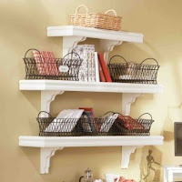 How to Make the Shelves