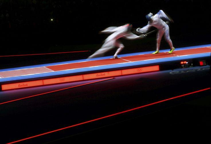 [화보] 인간의 위대함을 다시 일깨워주는 리우올림픽의 66가지 순간들