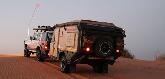 Conqueror Australia | Conqueror Australia's Urban Escape Vehicles are the ultimate Aussie off-road camper trailer built to travel anywhere.