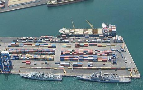 Tema-Port-Ghana