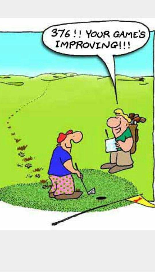 Golf Pickup Lines