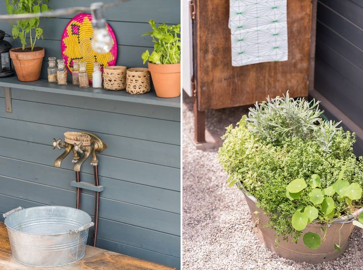14 best Garten images on Pinterest Garden, Upcycling and Boho looks - hangematten fur terrasse garten sommerliches flair