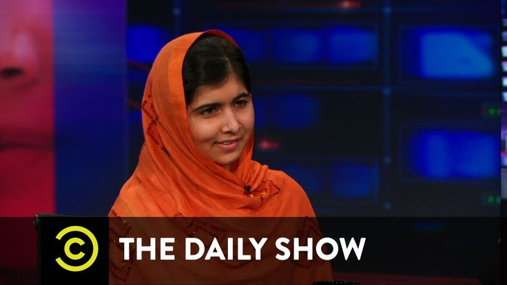"[video] The Daily Show - Extended Interview - Malala Yousafzai. In this exclusive, unedited interview, ""I Am Malala"" author Malala Yousafzai remembers the Taliban's rise to power in her Pakistani hometown and discusses he..."