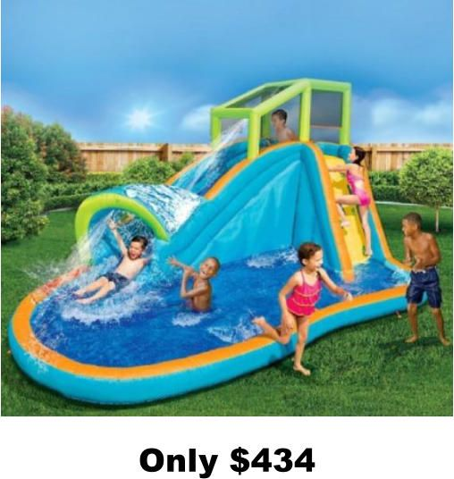 Kids Pools With Slides 22 best play-sets, swings, water slides, pools, kid, affordable