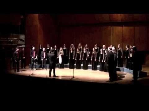 25 Mart konserimiz :))) BÜMK Klasik Müzik Korosu -  With A Lily in Your Hand - YouTube