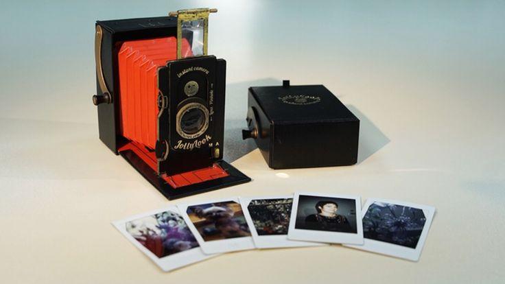 レトロな紙製インスタントカメラは、3手間かかるからこそ楽しいアイテム   TABI LABO