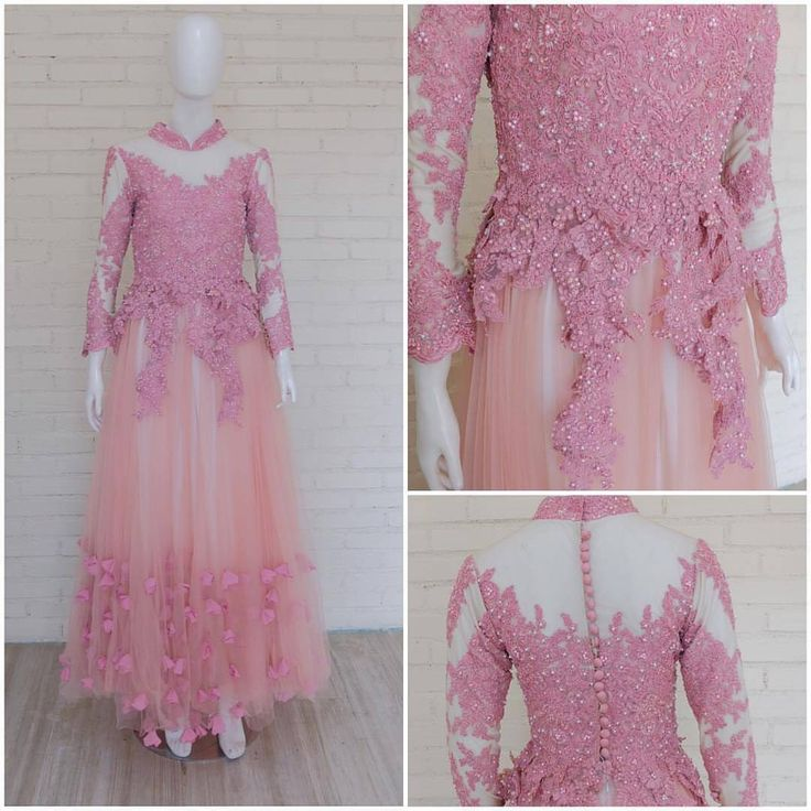 Gorgeous pinkie❤️ . .. #hijab #kebayaelegan #gown #weddingdress #weddinginspiration #bajunikah #kebayawedding #fashion #weddingfashion #hijabinspiration #designer #royalwedding #hijabfashion #weddinggown #hijabprincess #hijabpesta #kebayanikah #hijabelegant #kebaya #kebayamodern #kebayapesta #kebayamuslim #kebayamuslimah #kebayacantik #kebayawisuda #kebayawisudahijab