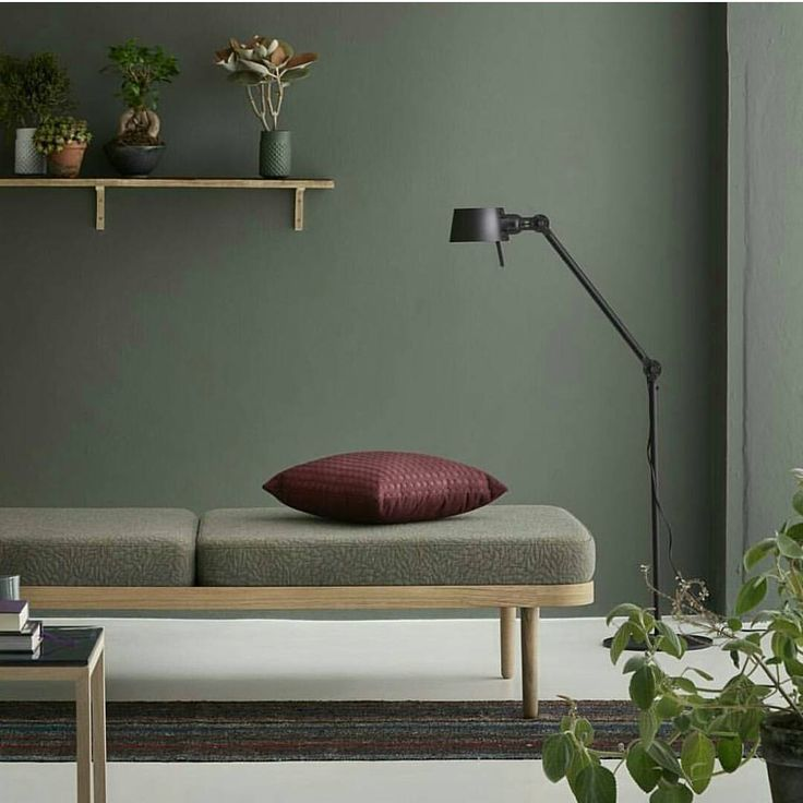 """""""Beautiful daybed designed by @charlottehoncke for @byklipklap - in store beginning of march. #nyheterpåvei #daybed #multifunctional byklipklap…"""""""