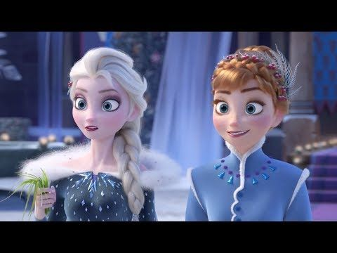 Frozen - Olaf's Frozen Adventure | official trailer (2017) - YouTube