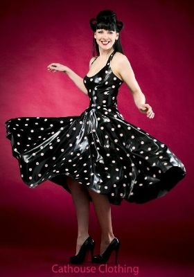 http://cathouseclothing.com/fetishclothing/1606-latex-polka-dot-swing-dress.aspx