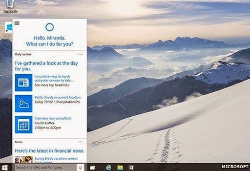 Welcome to NewsDirect411: ICT News: Microsoft Says Windows 10 Upgrade To Be ...
