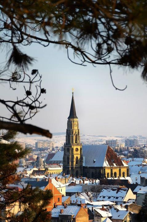 Cluj Napoca, Romania, Going here next week!!