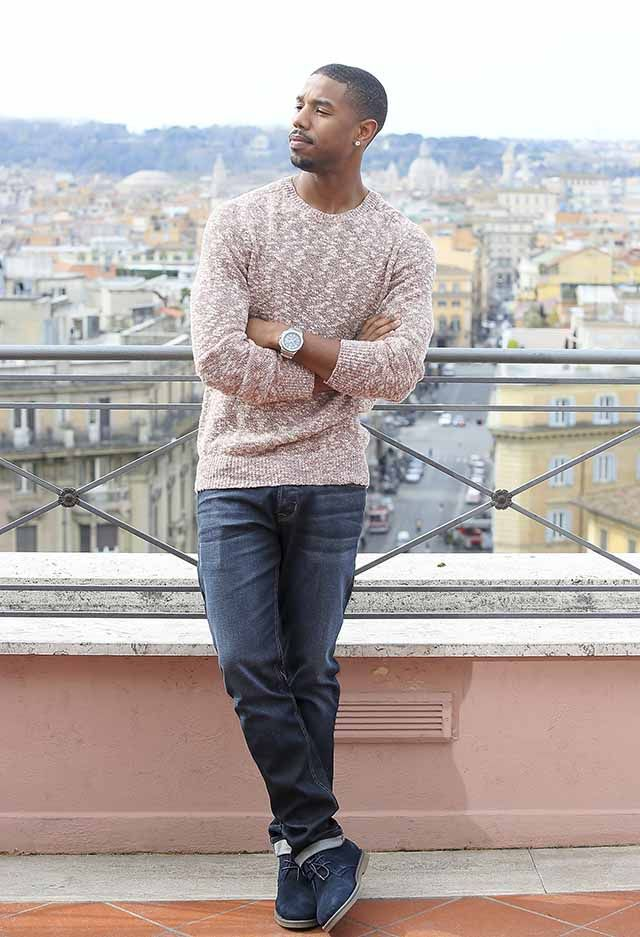 14 Times Michael B. Jordan Made You Say 'Ooh, Girl' | Hollyscoop