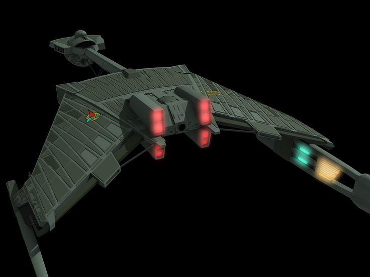 Klingon Klingon D6 Battle Cruiser 3 By Zardoz84 On