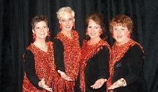 Inland Empire Chorus :: Young at Heart Quartet