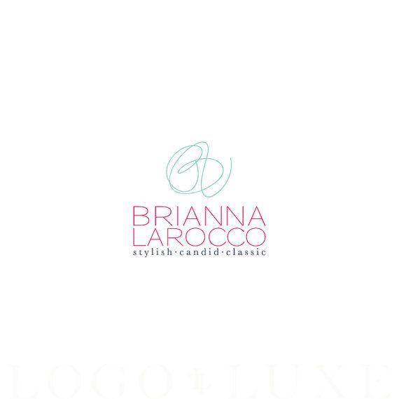 Custom Photography Logo Design - Photography Watermark