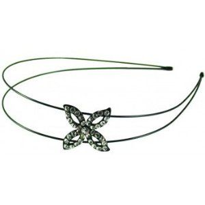 Smoothies Crystal Flower Double Wire $11...just simply prettty <3