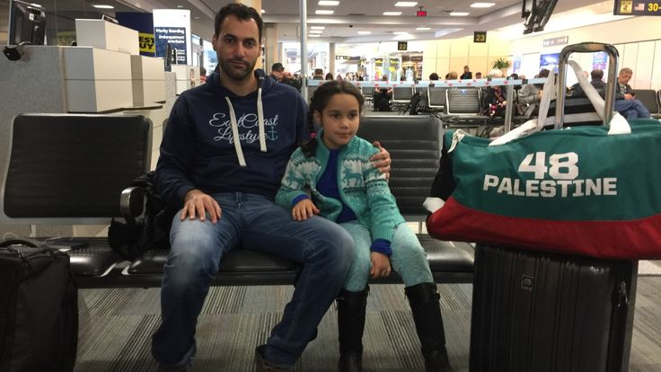 """""""Dad says U.S. customs agent told him to sign child's passport 4 years ago to enter the country."""" But in Canada, parents are not supposed to sign their child's passport -- makes it invalid. https://plus.google.com/+CaptainJack63/posts/CvfvCwceoGu"""
